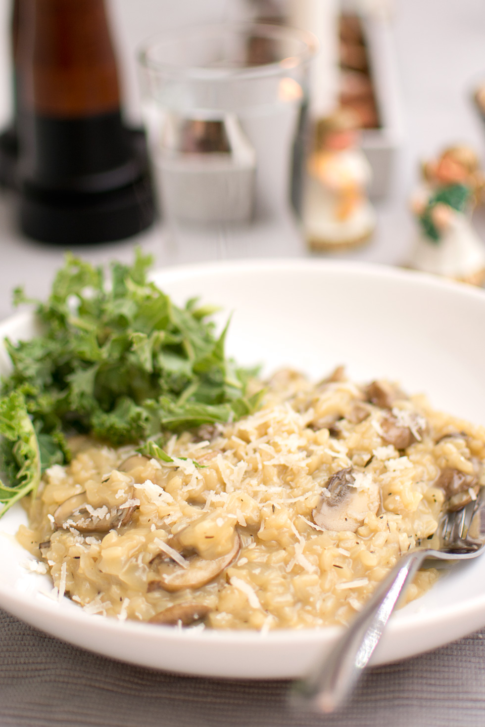 recept risotto svamp